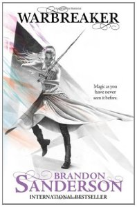 Cover of Warbreaker, by Brandon Sanderson