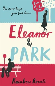 Cover of Eleanor & Park by Rainbow Rowell