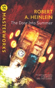Cover of The Door Into Summer by Robert A. Heinlein