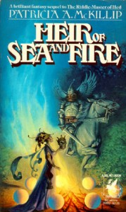 Cover of Heir of Sea and Fire by Patricia McKillip