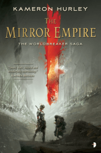 Cover of The Mirror Empire by Kameron Hurley