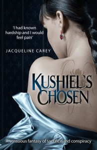 Cover of Kushiel's Chosen by Jacqueline Carey