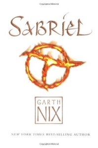 Cover of Sabriel by Garth Nix