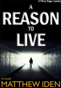 Cover of A Reason to Live by Matthew Iden