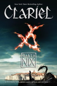 Cover of Clariel by Garth Nix