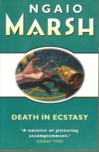 Cover of Death in Ecstasy by Ngaio Marsh