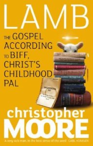 Cover of Lamb: The Gospel According to Biff by Christopher Moore