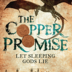 Cover of The Copper Promise by Jen Williams