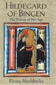Cover of Hildegard of Bingen by Fiona Maddocks