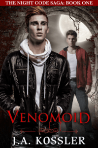 Cover of Venomoid by J.A. Kossler