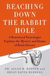 Cover of Down the Rabbit Hole by Allan H Ropper