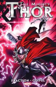 Cover of The Mighty Thor by Matt Fraction