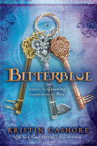 Cover of Bitterblue by Kristin Cashore