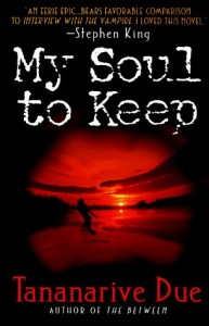 Cover of My Soul To Keep by Tananarive Due