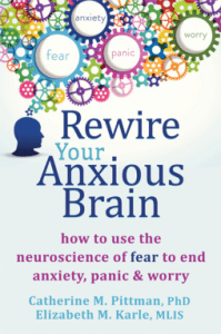 Cover of Rewire Your Anxious Brain