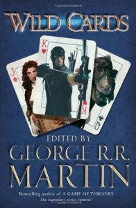 Cover of Wild Cards ed. G.R.R. Martin