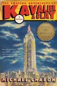 Cover of The Adventures of Kavalier and Clay by Michael Chabon
