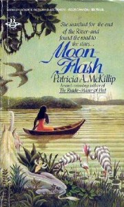 Cover of Moon-flash by Patricia McKillip