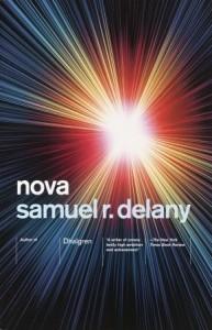 Cover of Nova by Samuel R Delany