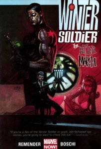 Cover of Winter Soldier: The Bitter March by Rick Remender