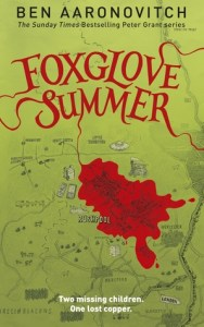 Cover of Foxglove Summer by Ben Aaronovitch