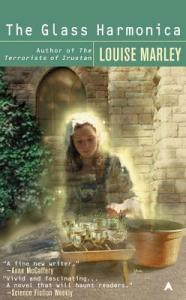 Cover of The Glass Harmonica by Louise Marley