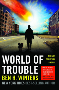 Cover of World of Trouble by Ben H. Winters
