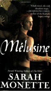 Cover of Mélusine by Sarah Monette