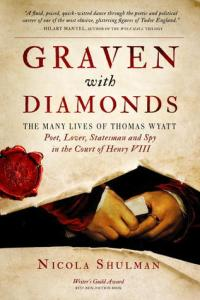 Cover of Graven with Diamonds by Nicola Shulman