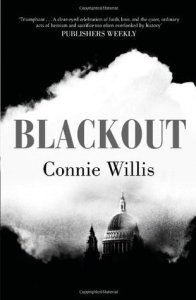 Cover of Blackout by Connie Willis