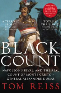 Cover of The Black Count by Tom Reiss