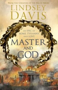 Cover of Master And God by Lindsey Davis