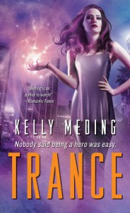 Cover of Trance by Kelly Meding