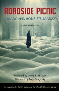 Cover of Roadside Picnic by Boris & Arkady Strugatsky