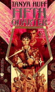 Cover of Fifth Quarter by Tanya Huff