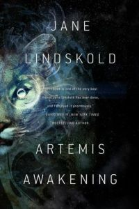 Cover of Artemis Awakening by Jane Lindskold