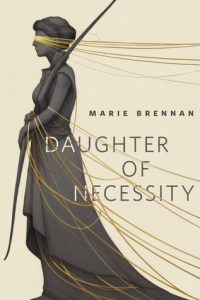 Cover of Daughter of Necessity by Marie Brennan