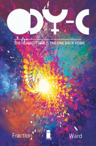 Cover of ODY-C vol 1 by Matt Fraction