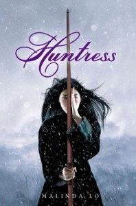 Cover of Huntress by Malinda Lo