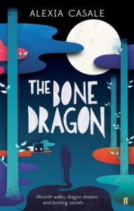 Cover of The Bone Dragon by Alexia Casale