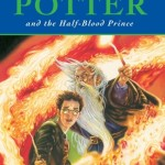 Cover of Harry Potter and the Half-Blood Prince by J.K. Rowling