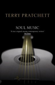 Cover of Soul Music by Terry Pratchett