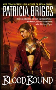 Cover of Blood Bound by Patricia Briggs
