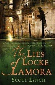 Cover of The Lies of Locke Lamora by Scott Lynch