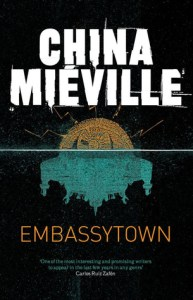 Cover of Embassytown by China Miéville
