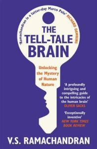 Cover of The Tell-Tale Brain by V.S. Ramachandran