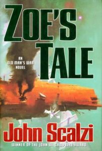 Cover of Zoe's Tale by John Scalzi