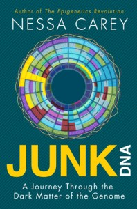 Cover of Junk DNA by Nessa Carey