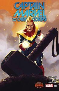 Captain Marvel & The Carol Corps #4