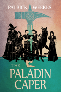 Cover of The Paladin Caper by Patrick Weekes